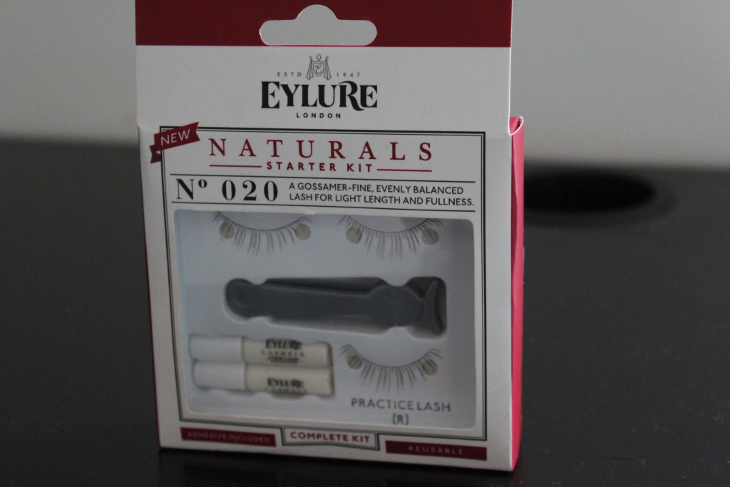 Eylure starter kit review