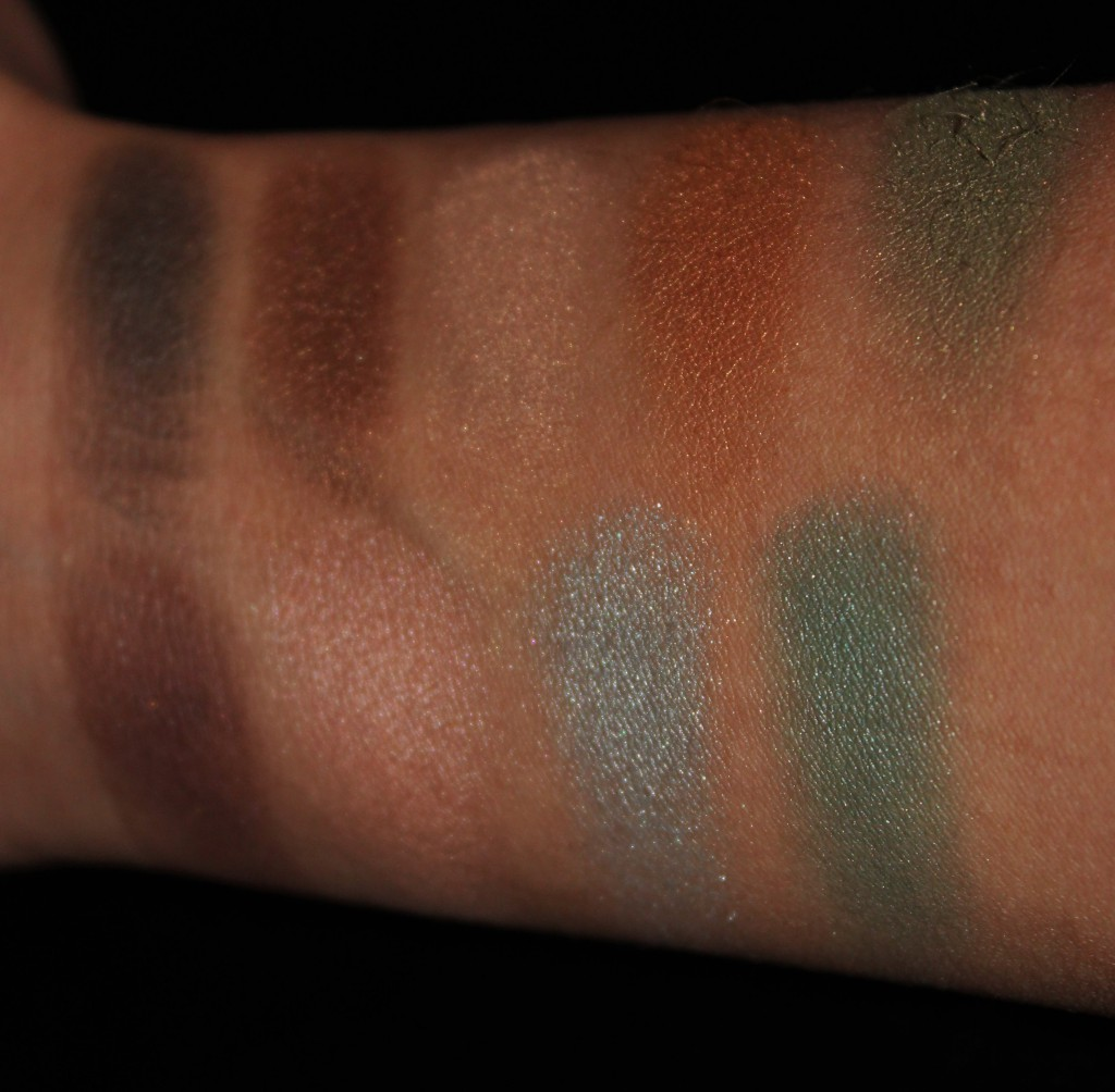 DuWop Rotating map palette swatches