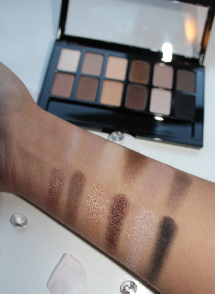 The Nudes Maybelline Swatches
