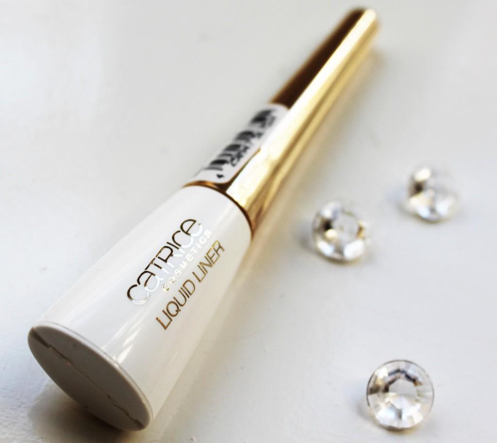 Catrice Treasure Trove gouden metallic eyeliner
