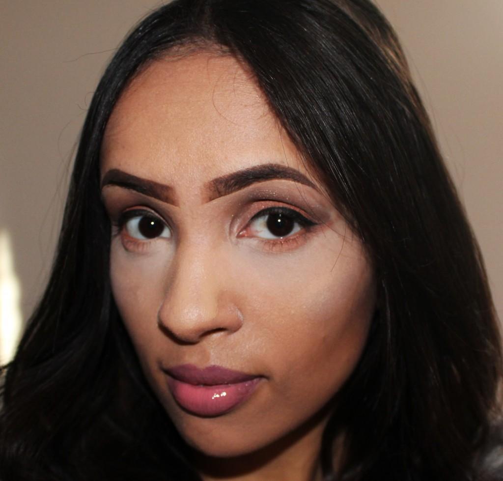 make up miskopen look