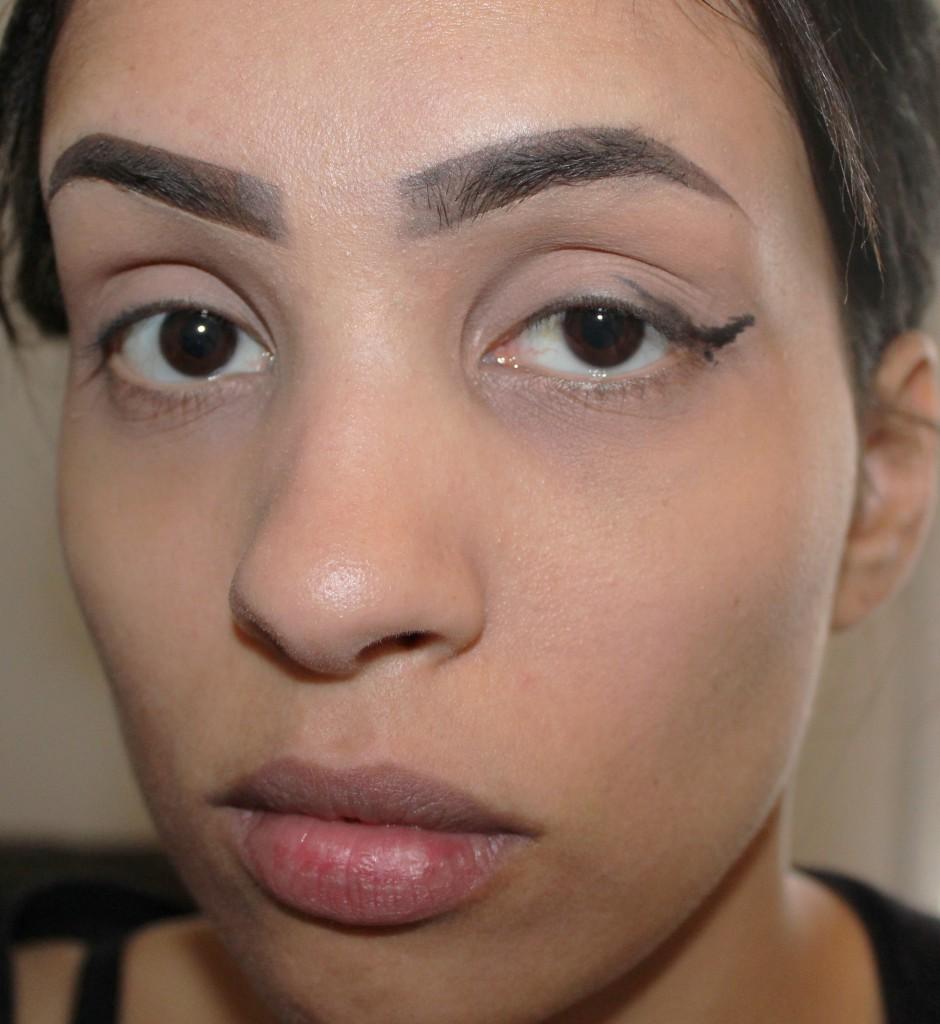 eyeliner lepel