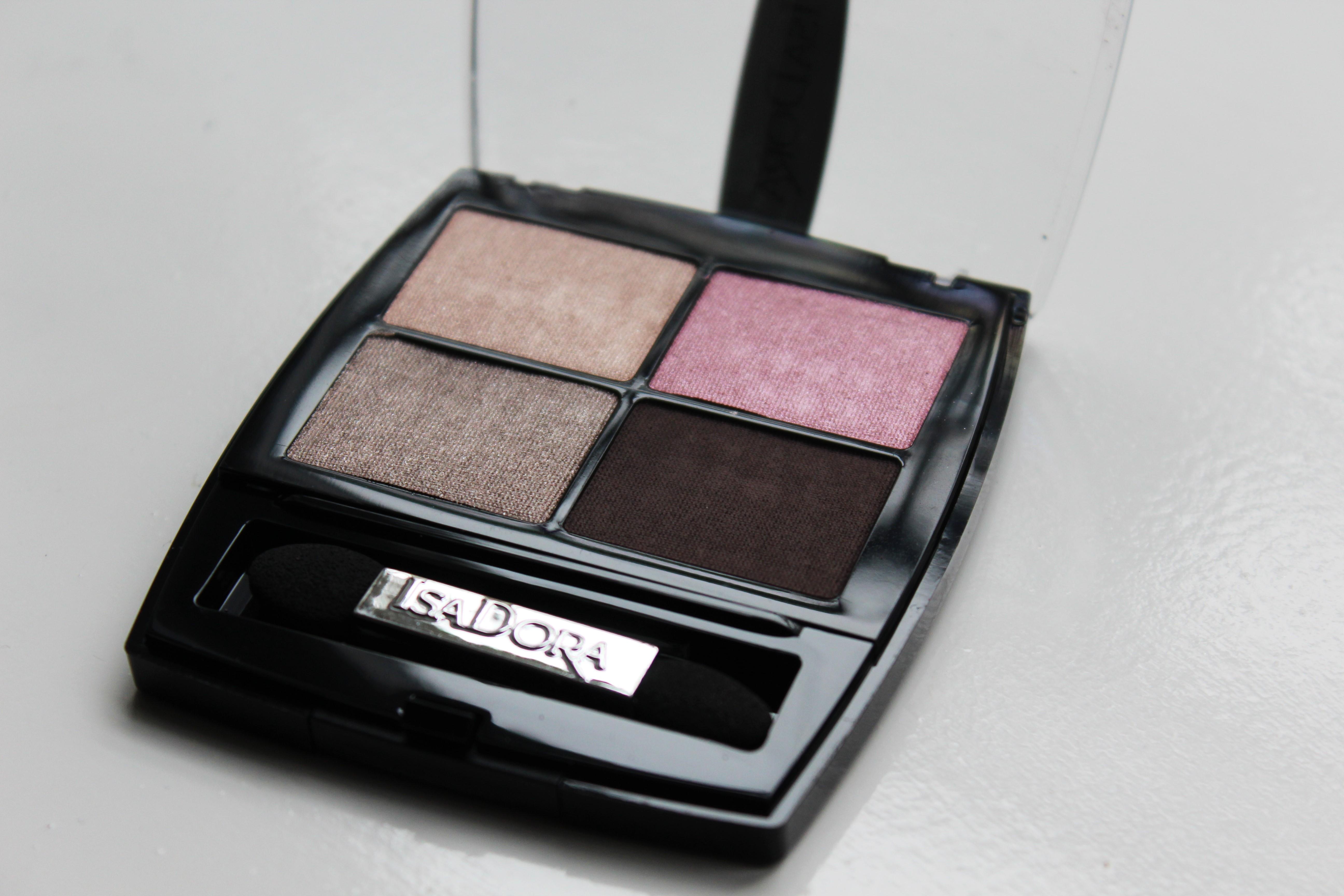 IsaDora Nude Rose 05 Eye shadow Quartet