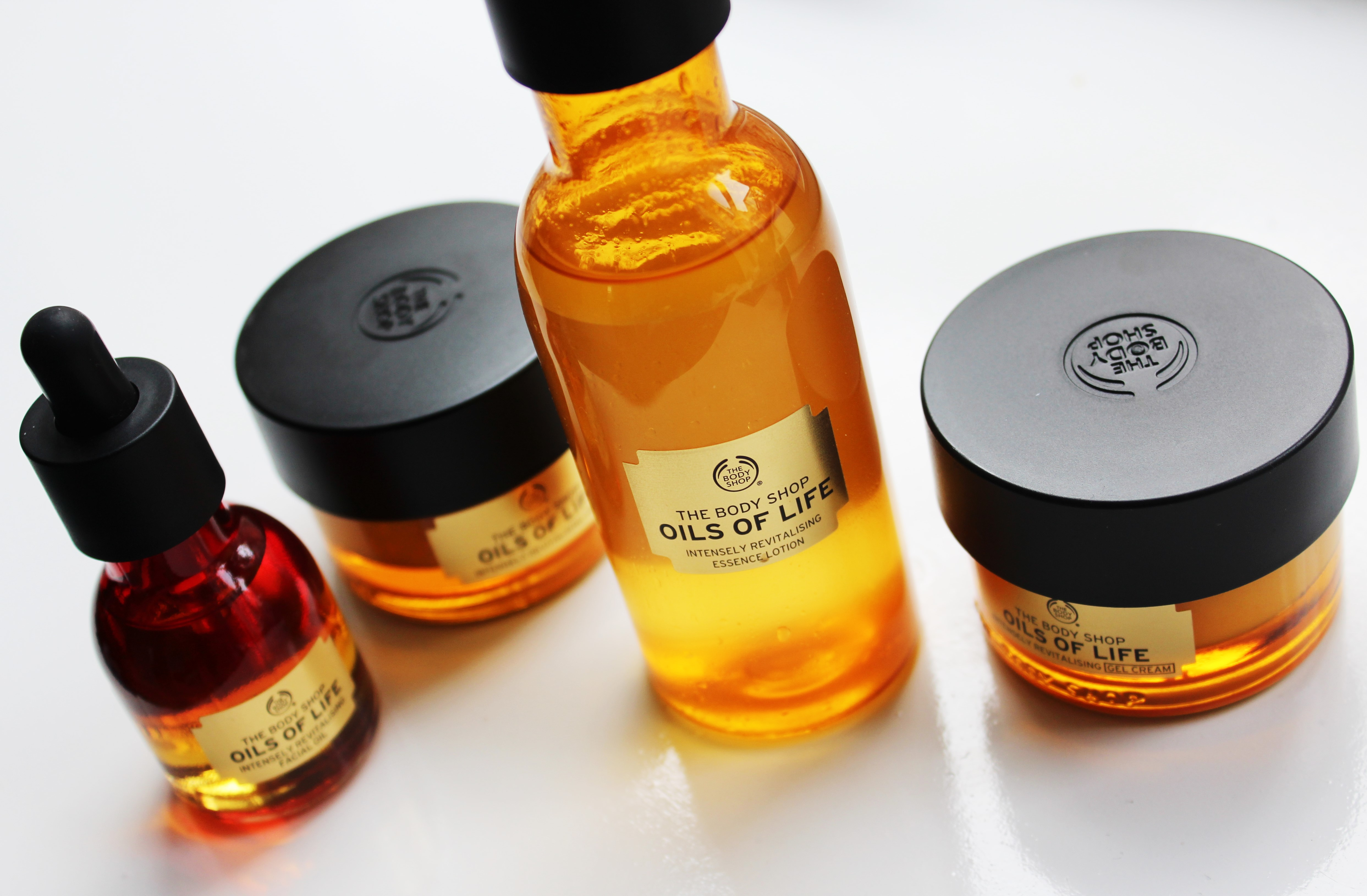 The Body Shop Oils of Life | Review