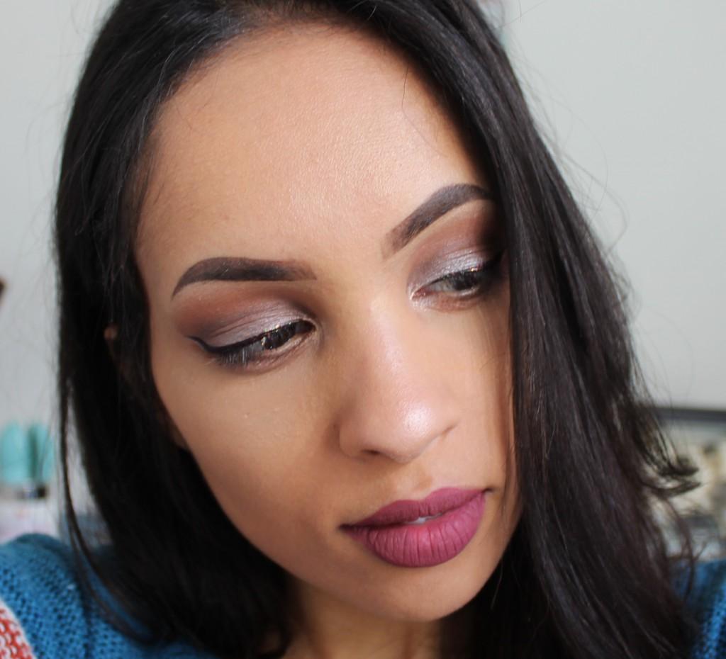 dierproefvrije make-up look