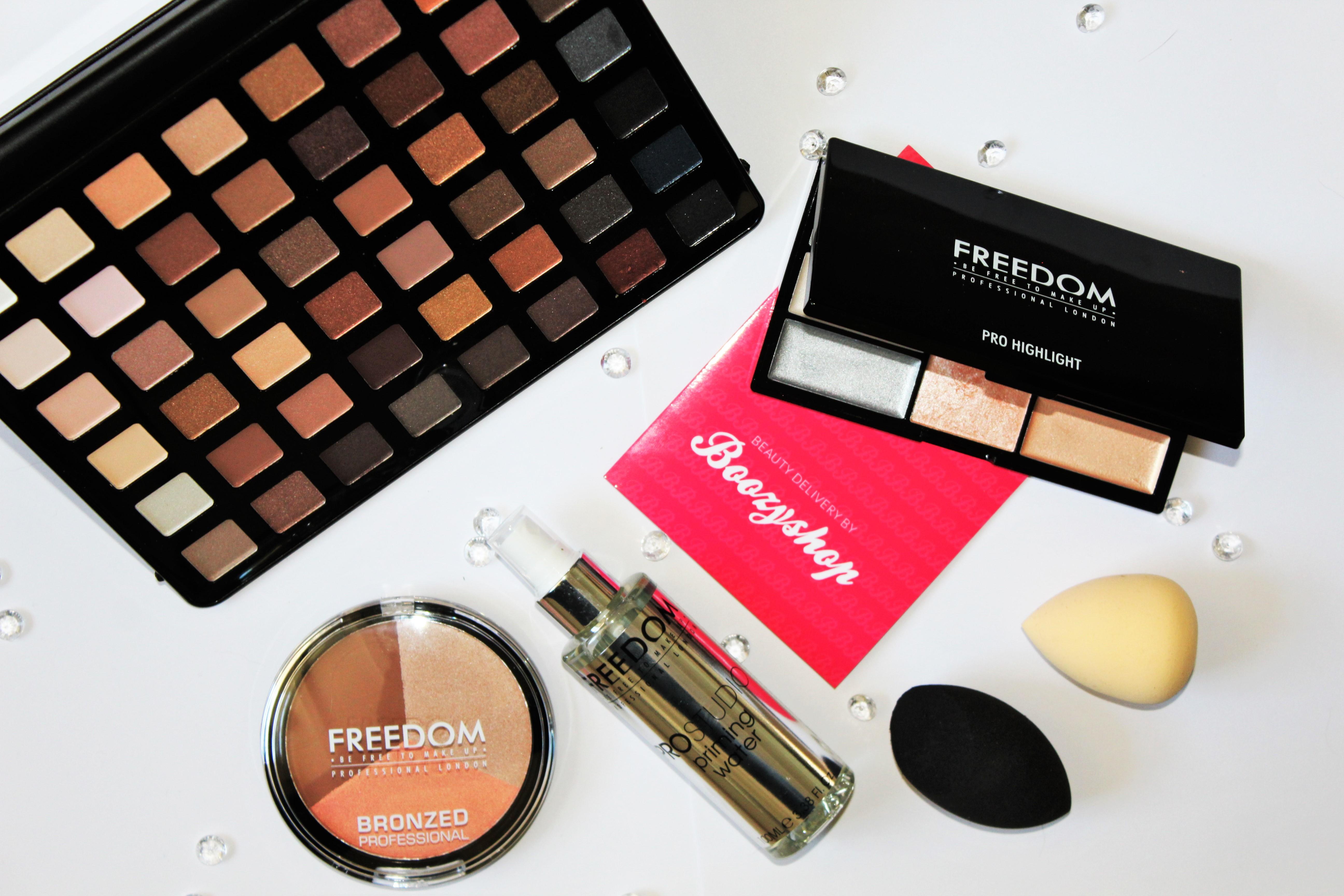 Boozyshop Freedom Makeup London