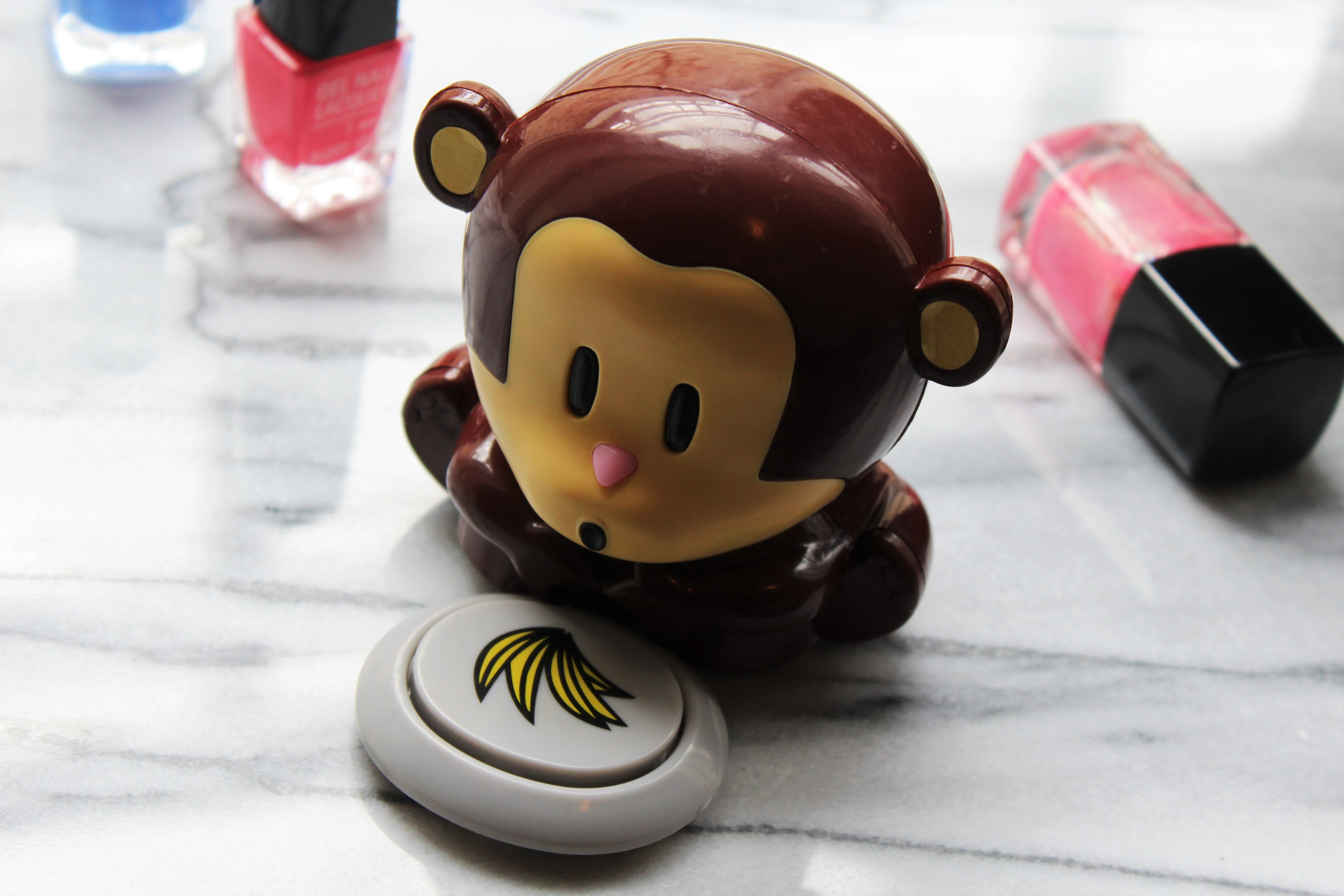 Fizz Nagellakdroger Funky Monkey | Review & winactie!