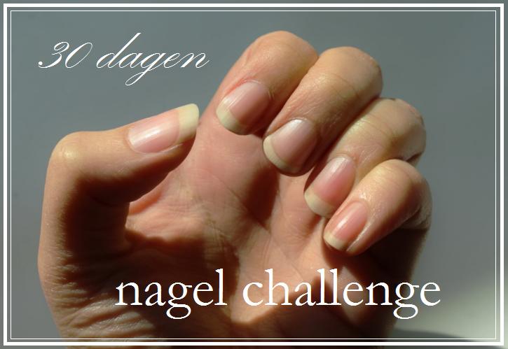 Challenge | natuurlijk lange nagels in 30 dagen