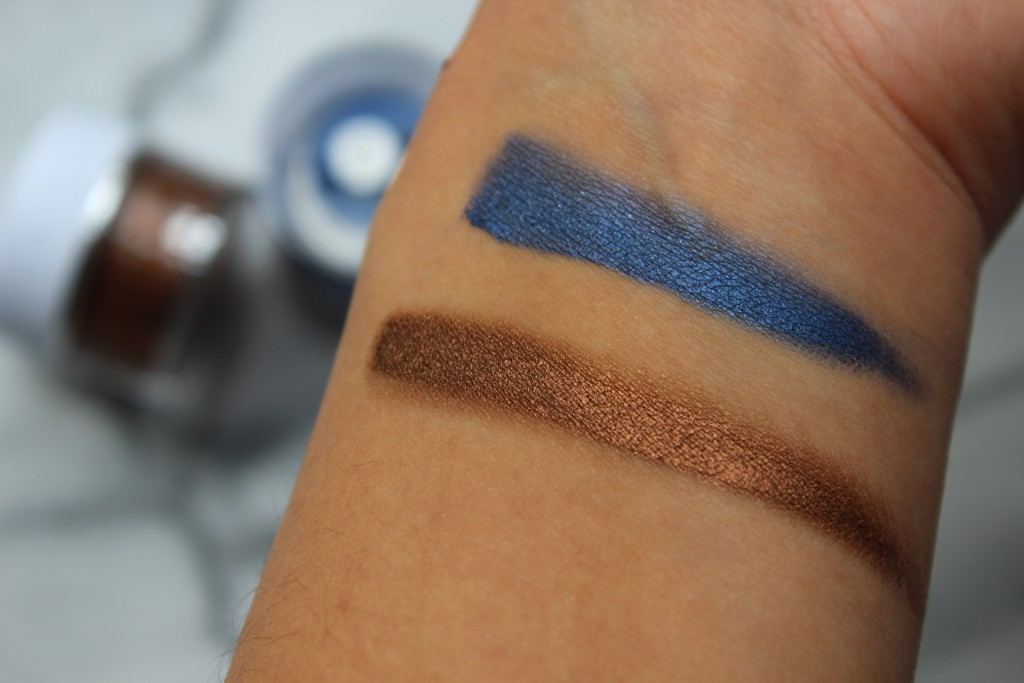 ELF review smudge pot swatch