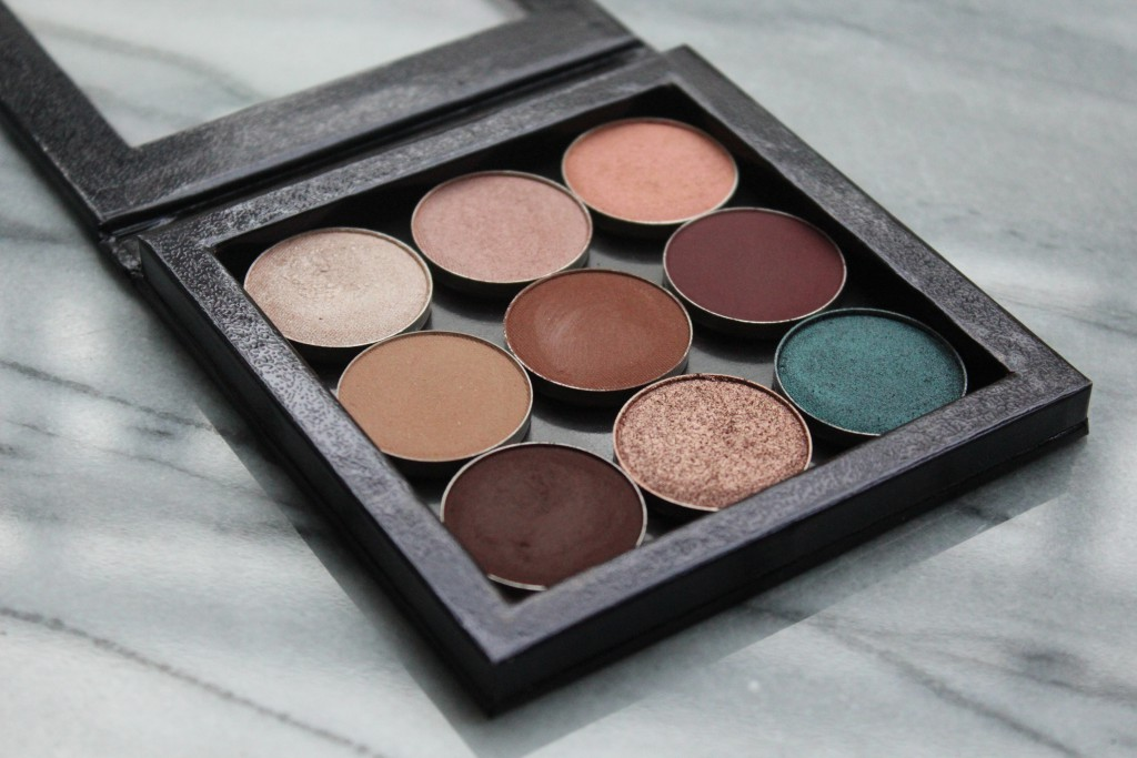 Makeup Geek Eyeshadow review