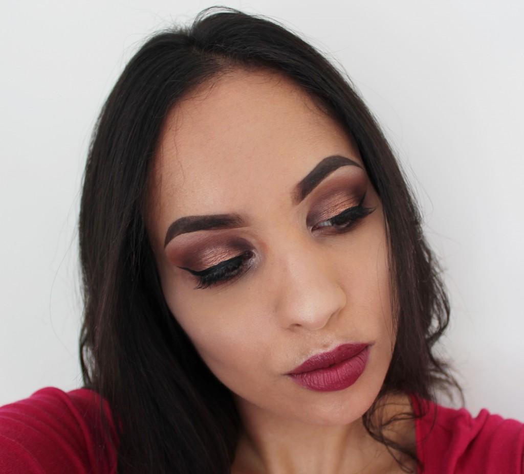 Grandstand Makeup Geek foiled eyeshadow