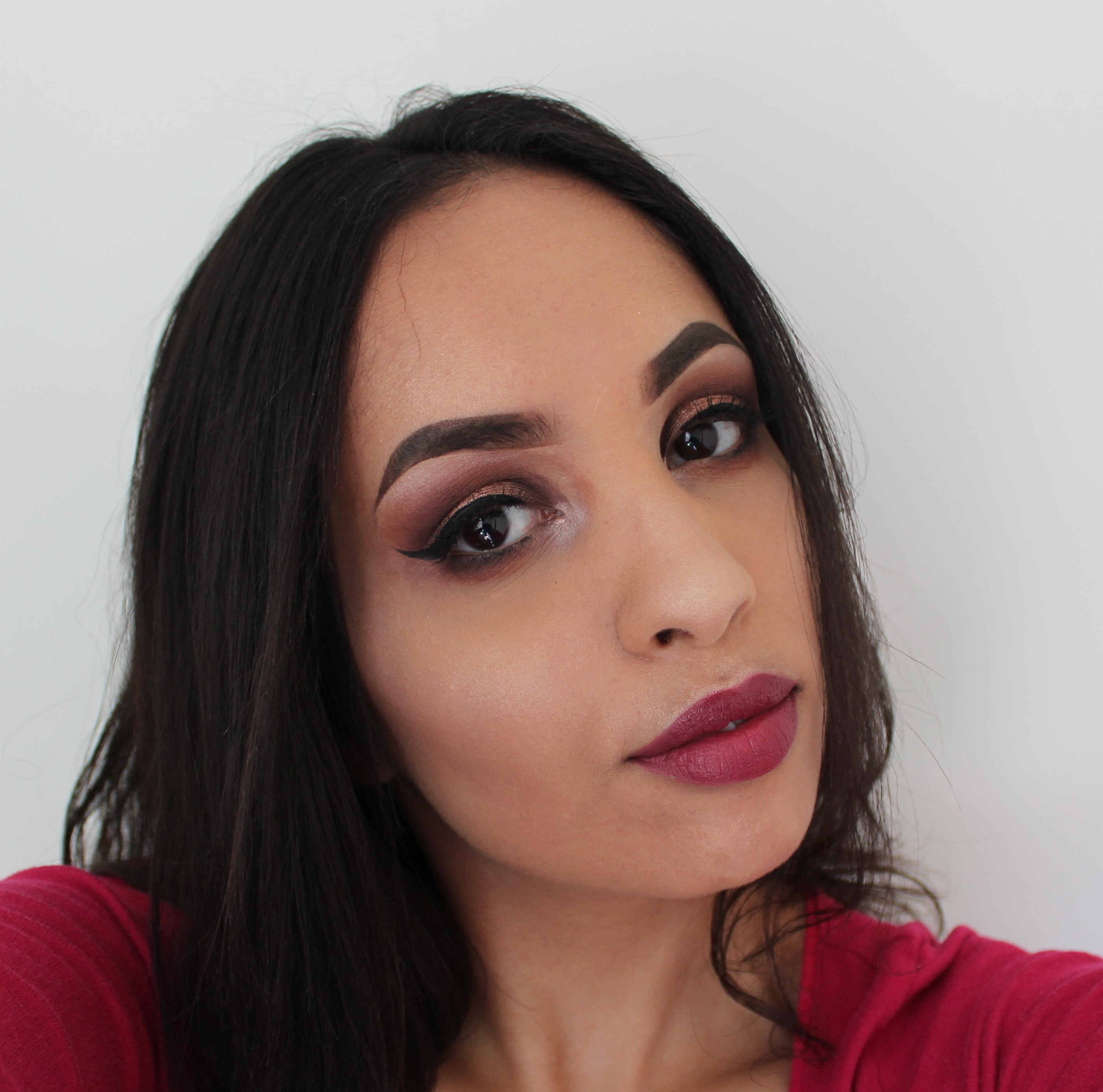 Makeup Geek look | Grandstand