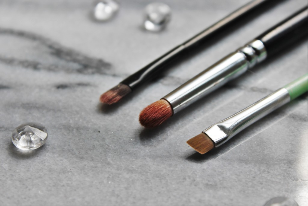 Handigste beauty tools kleine kwasten