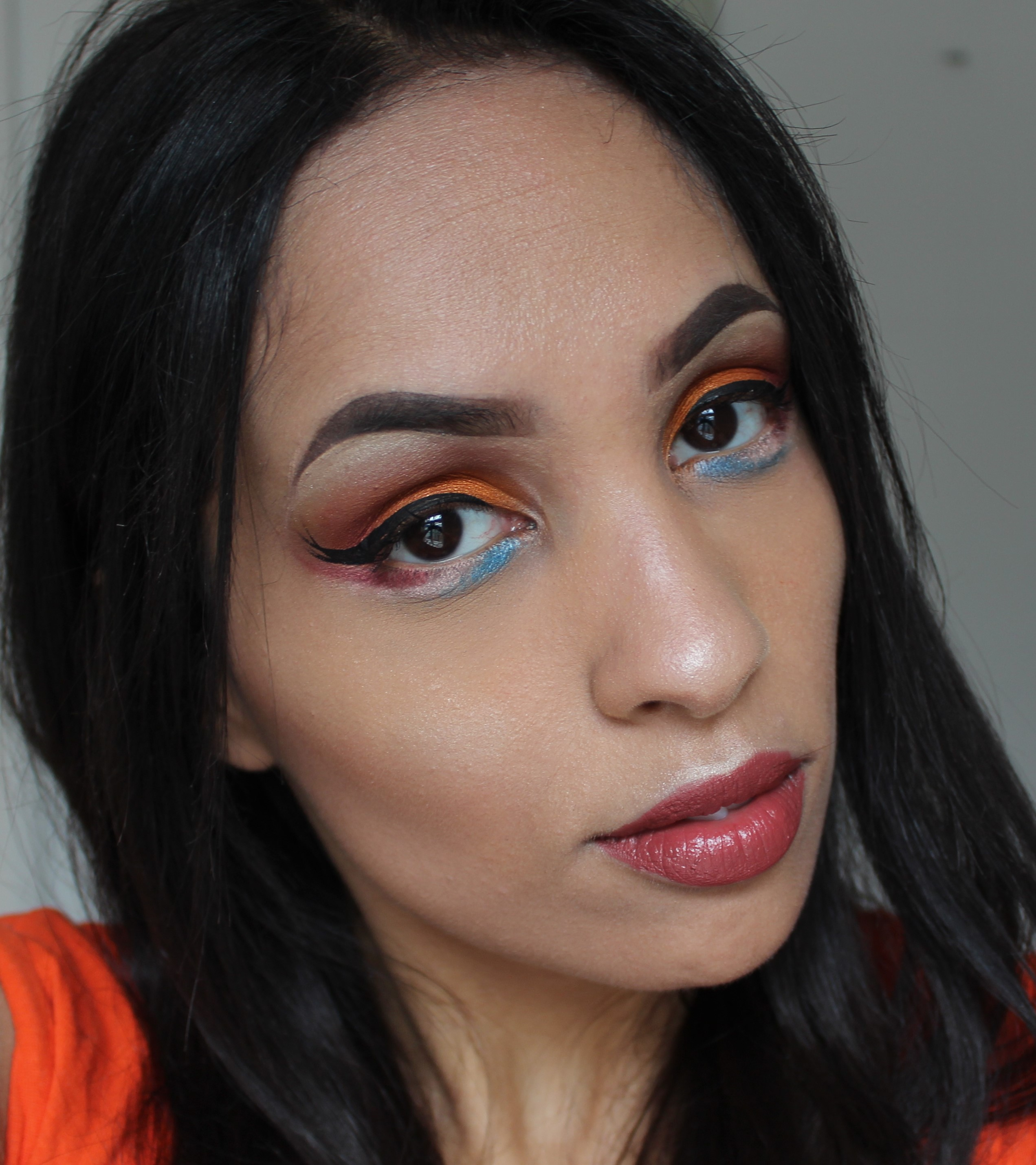 Oranje make-up look | Fijne Koningsdag!