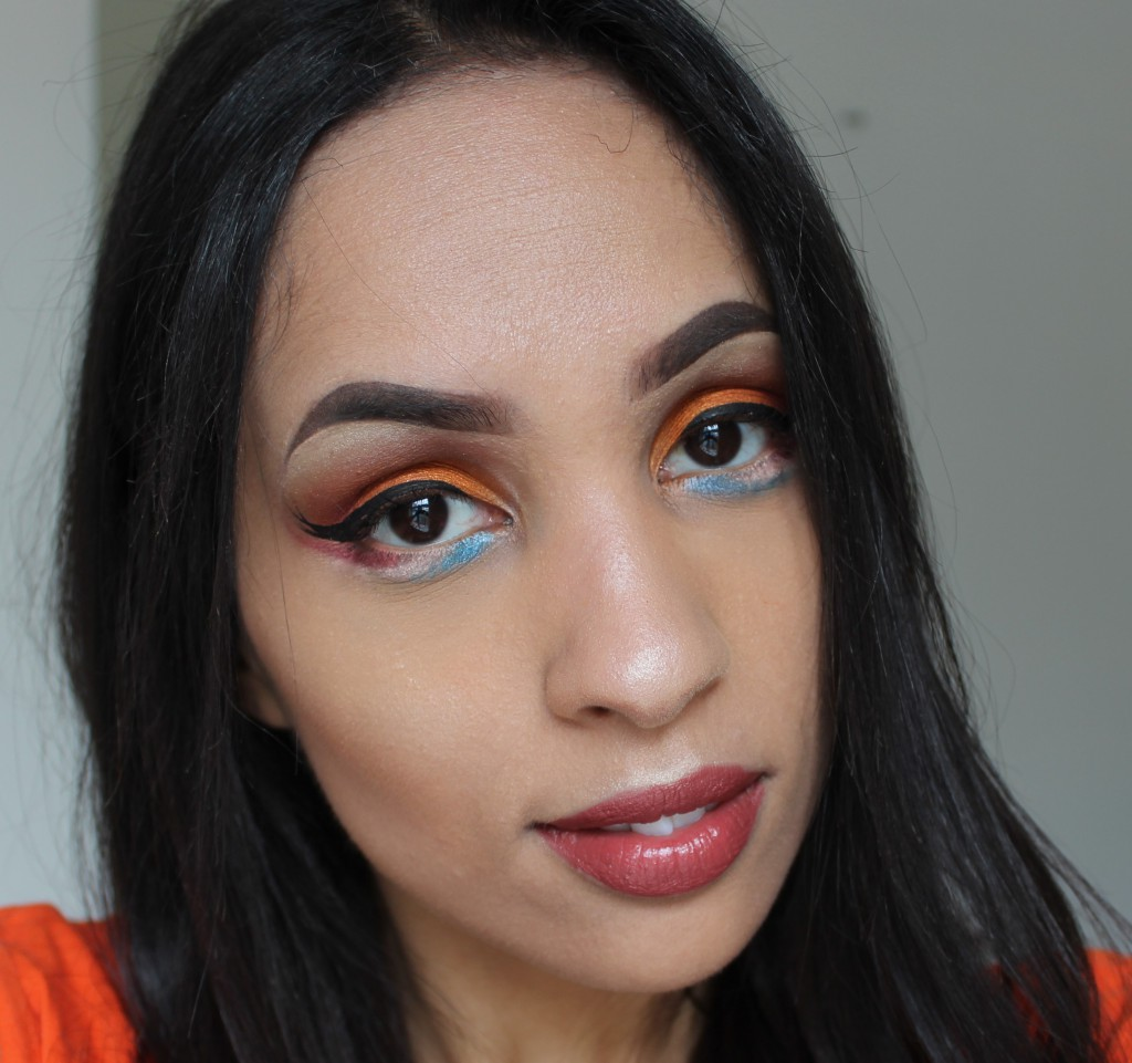 Koningsdag make-up look