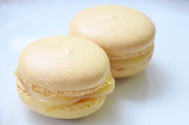 to bake macarons recept