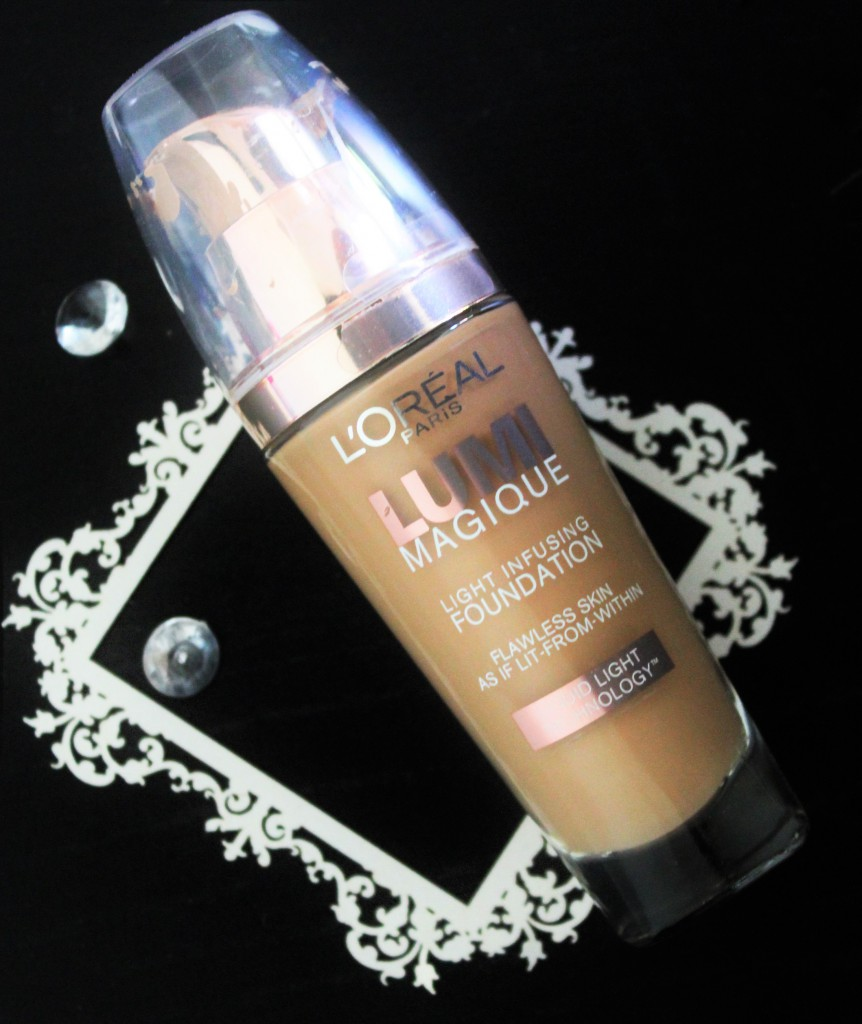 L'oreal Lumi Magique foundation review