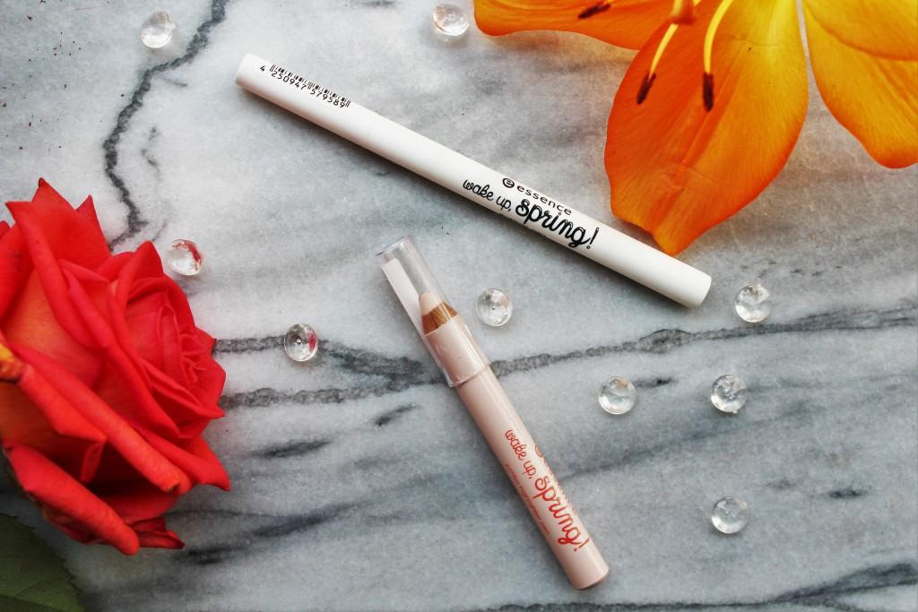 Essence Wake Up Spring Eyeliner Jumbo Highlighter Pen review