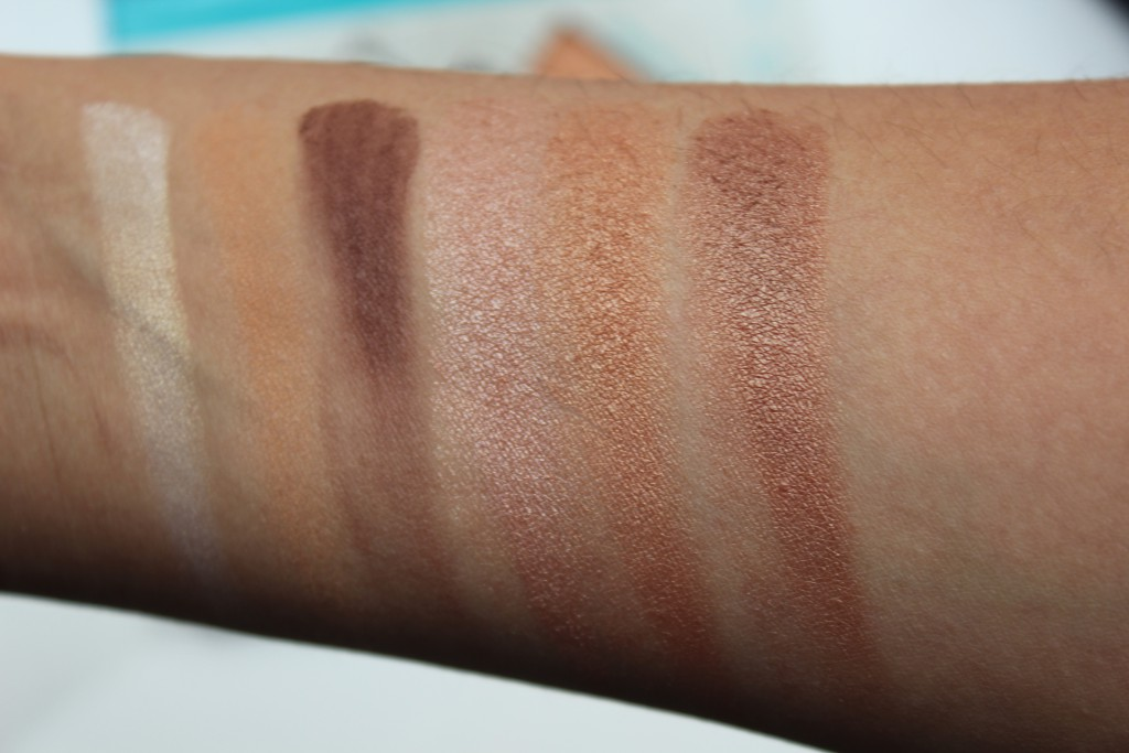the glow must go on swatches