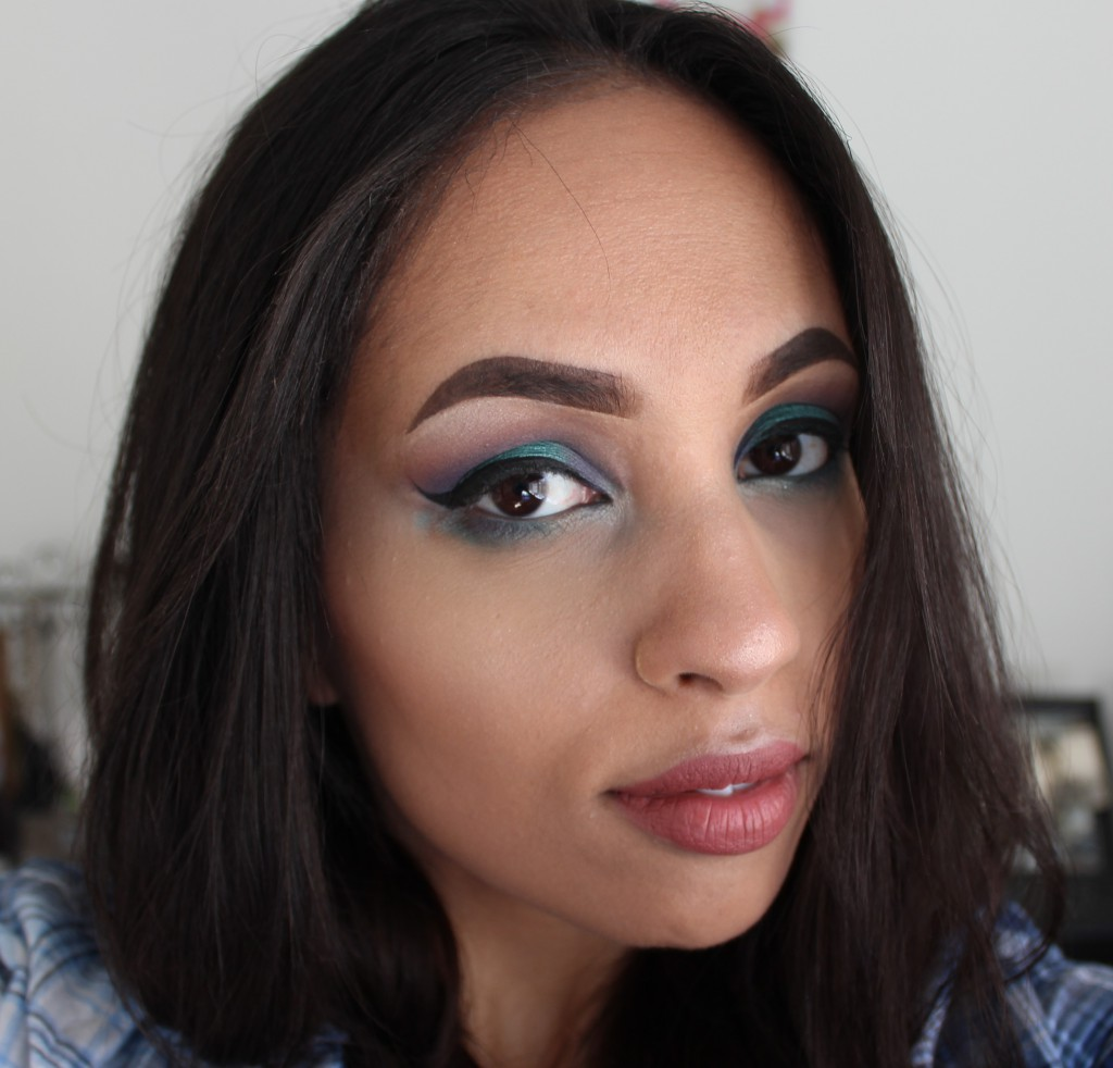 vice 4 urban decay look