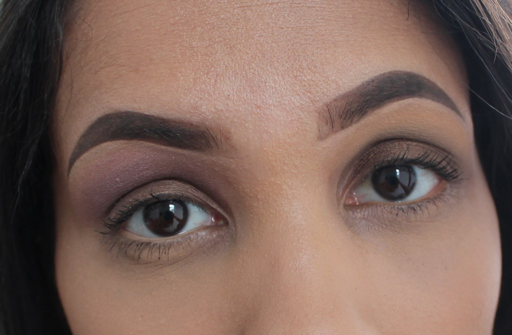 super makkelijke ooglook make-up
