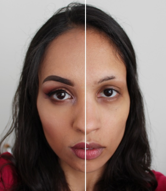 The power of makeup | Het verschil dat make-up kan maken