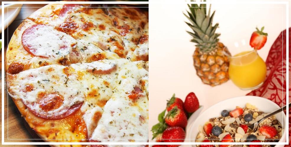 Achter het scherm | van pizzahok naar fitgirl?