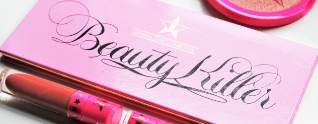 Jeffree Star Cosmetics Beauty Killer Palette review