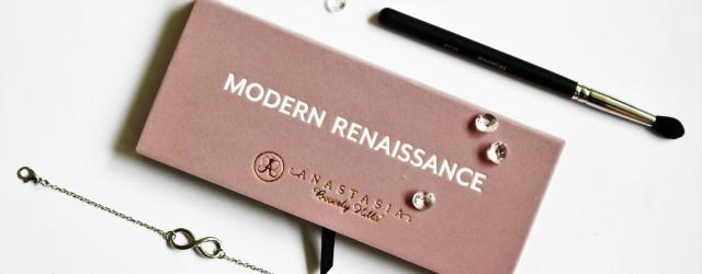 Anastasia Beverly Hills Modern Renaissance review
