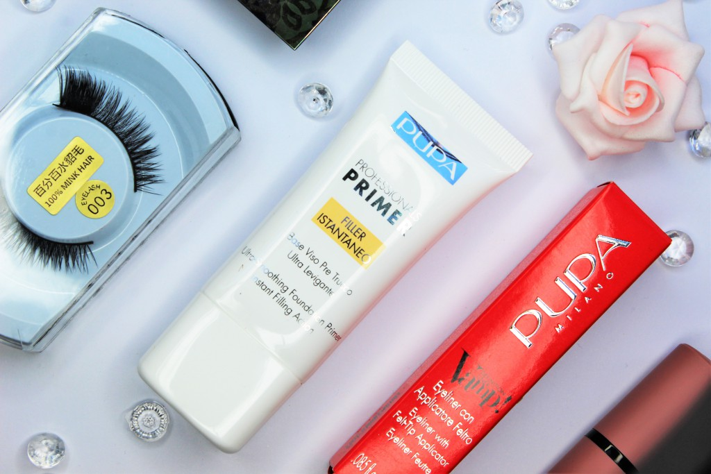 Pupa primer instant filler review
