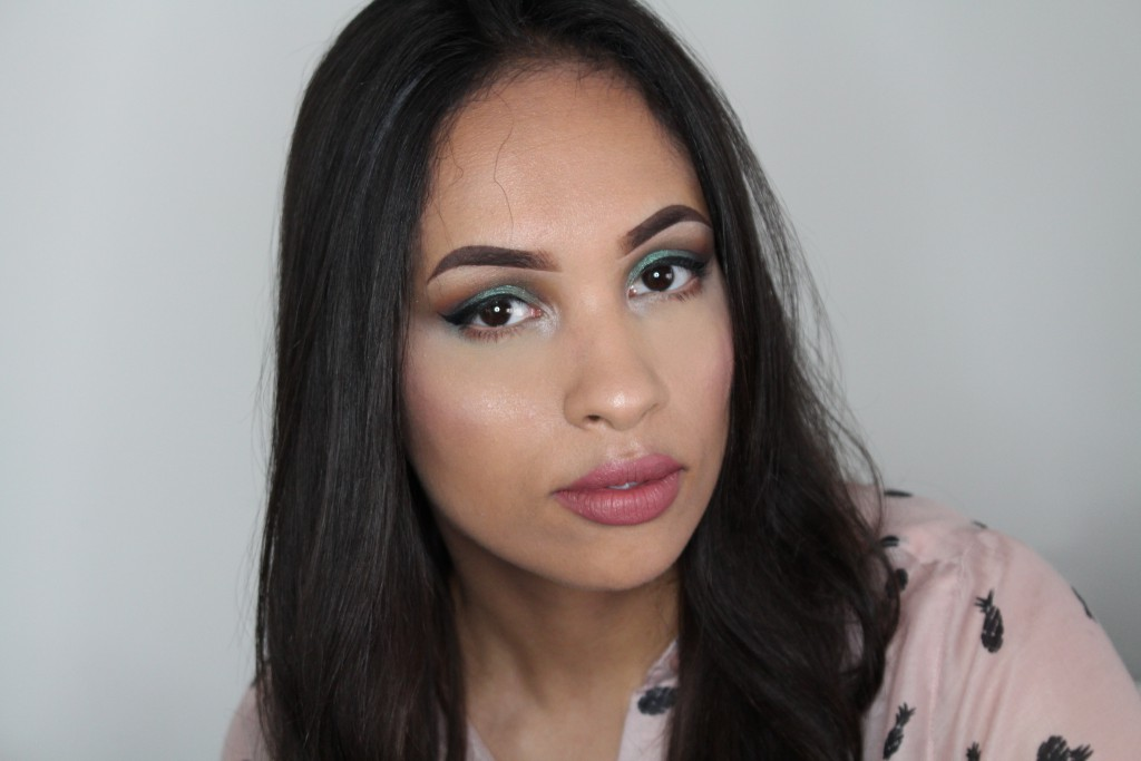 Colourpop Flower Shop look