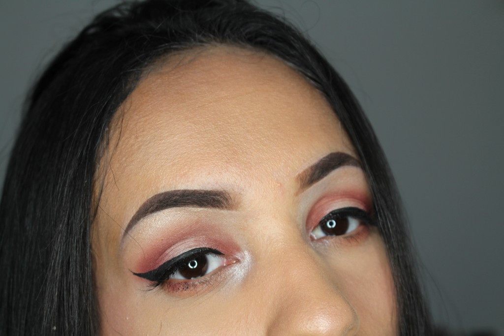 ABH modern renaissance look make-up