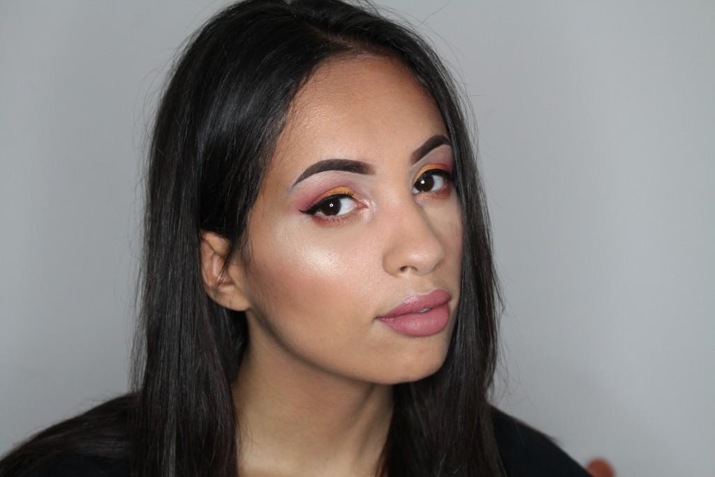 zomer make-up