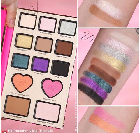 Alles over de Nikkietutorials x Too Faced The Power of Makeup samenwerking