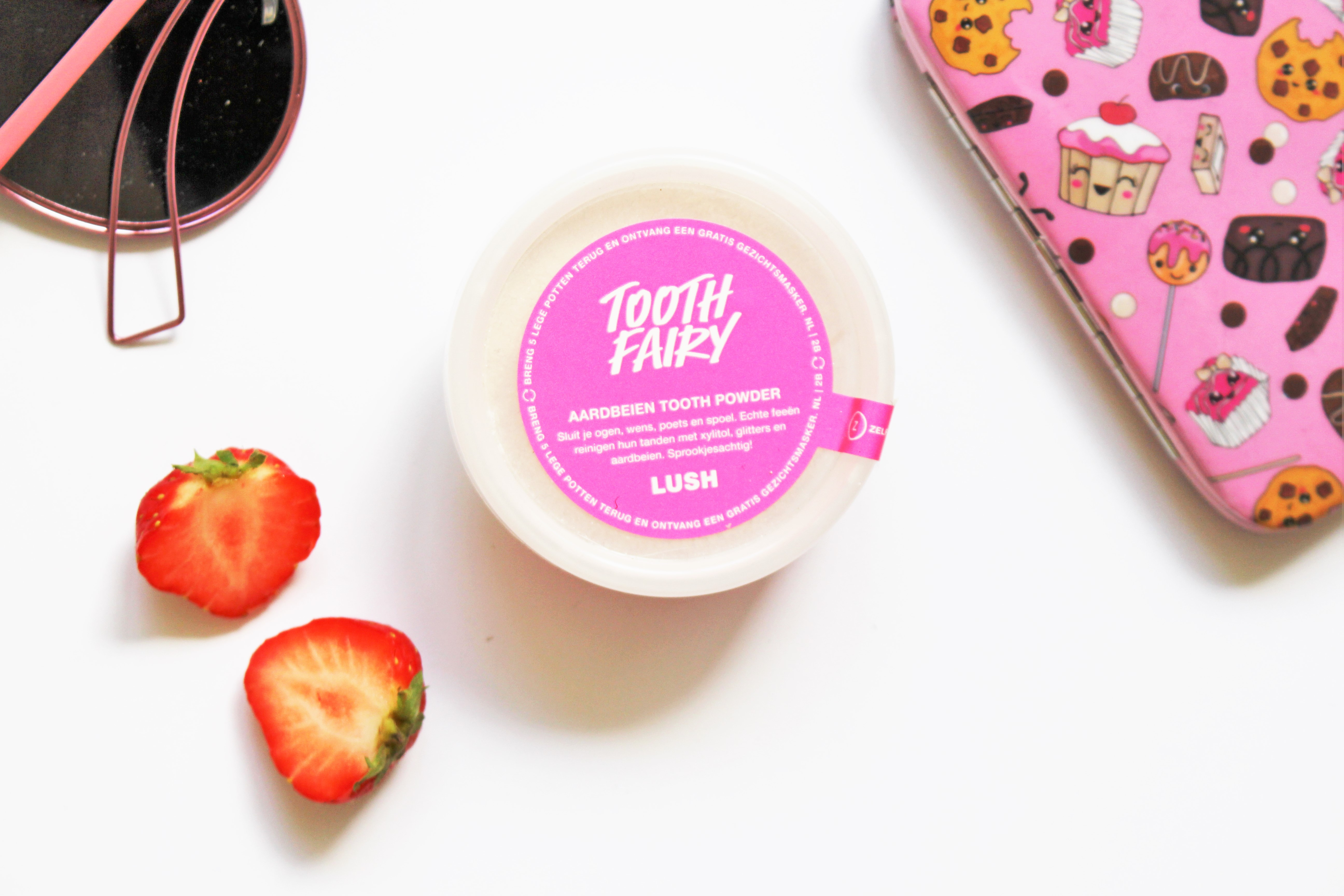 Lush Tooth Fairy review