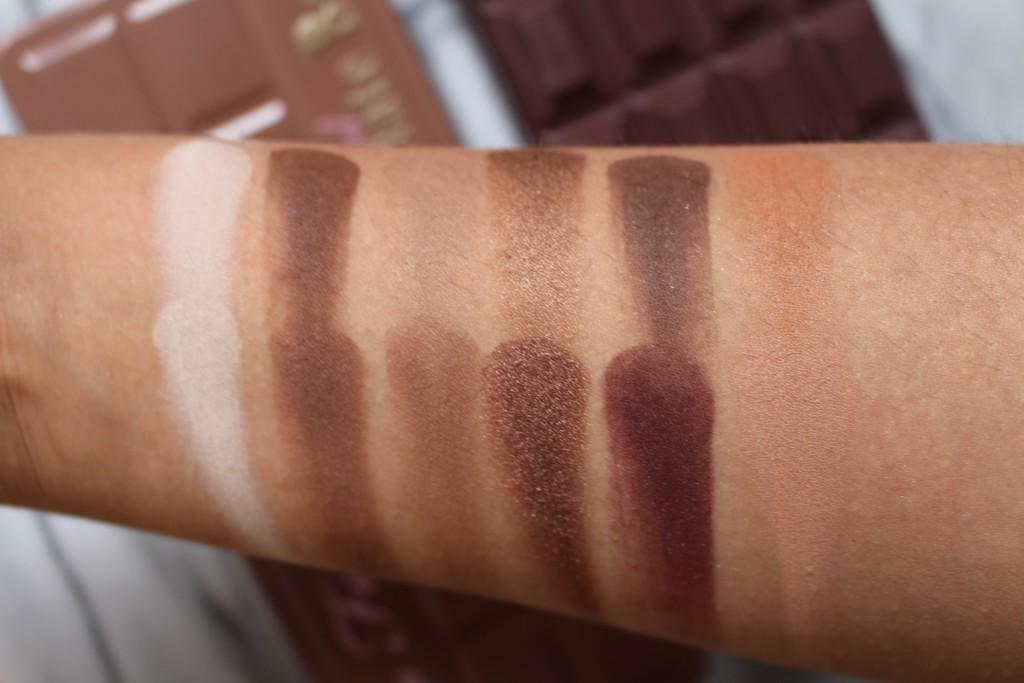 chocolate bar dupe I heart makeup