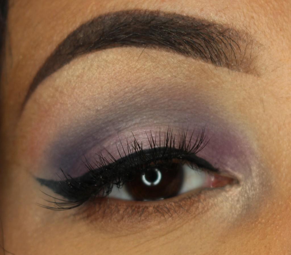 la palette glam l'oreal oogschaduw