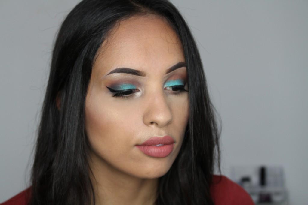 Colourpop Ibiza make-up