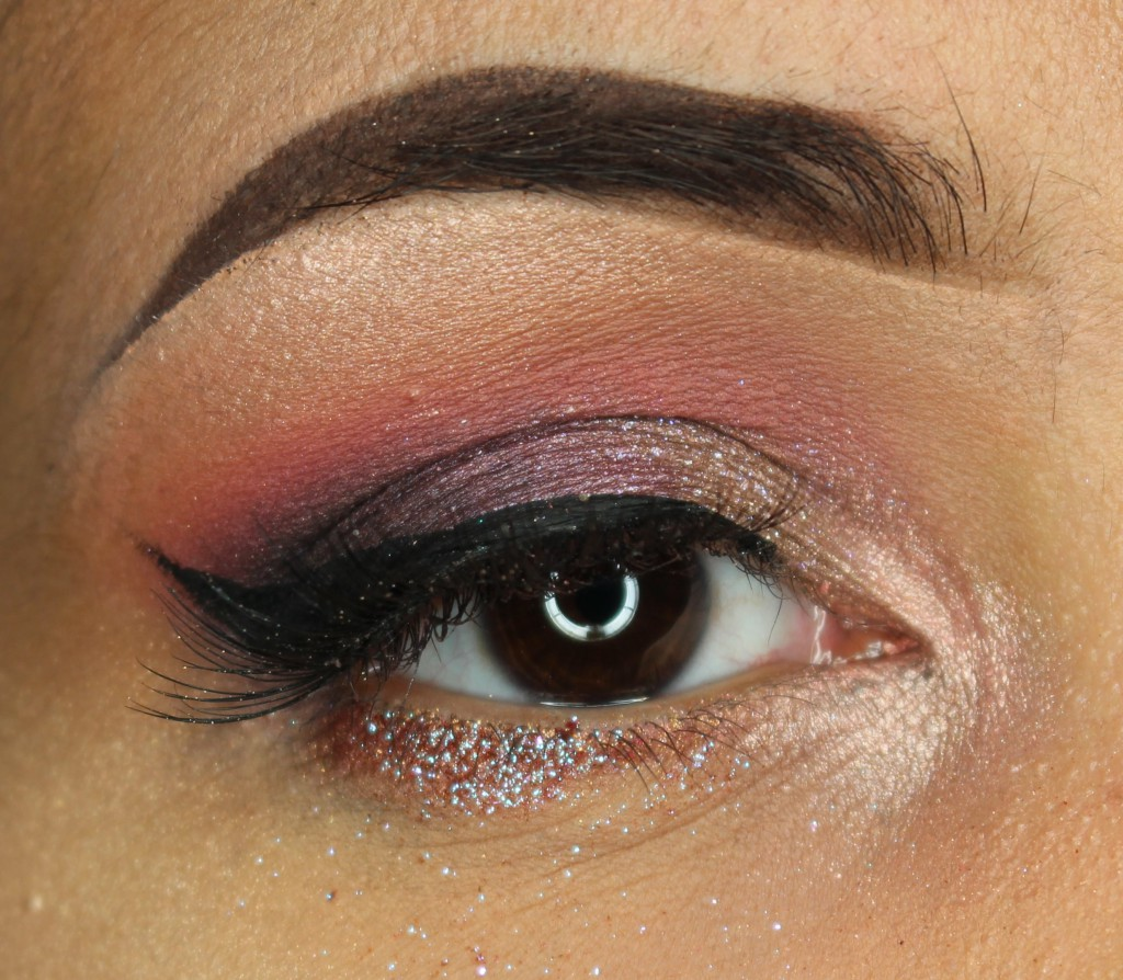 make-up eye