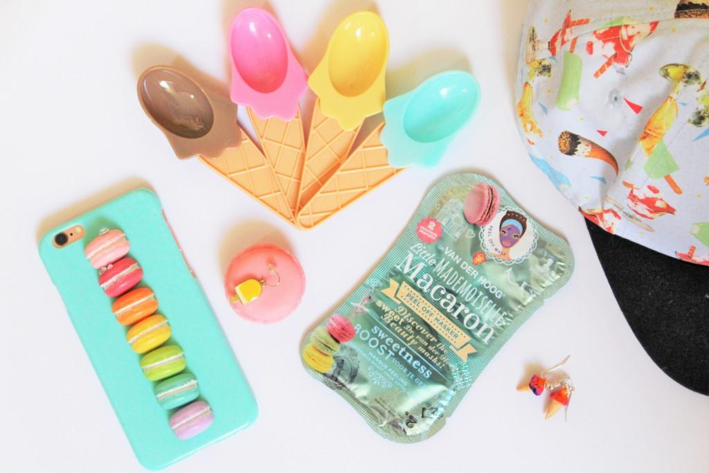 macarons accesoires