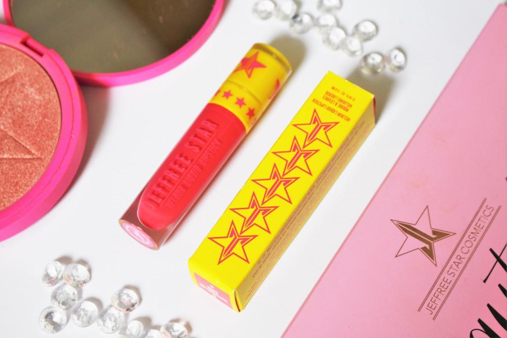 Jeffree Star Cosmetics Watermelon Soda review
