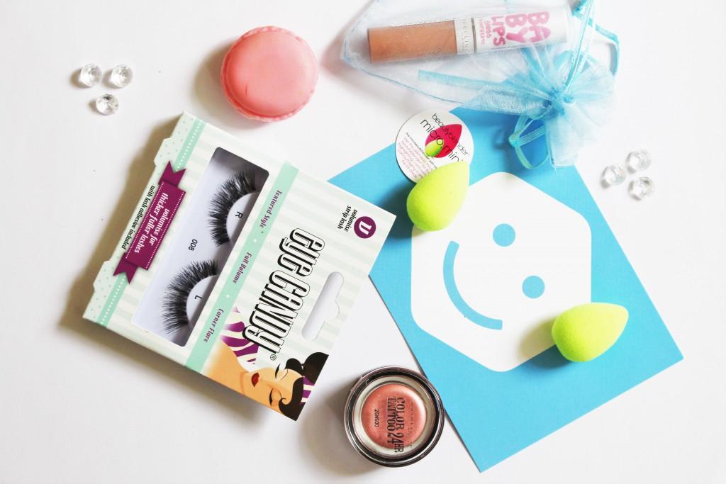 drogisterij make-up look review