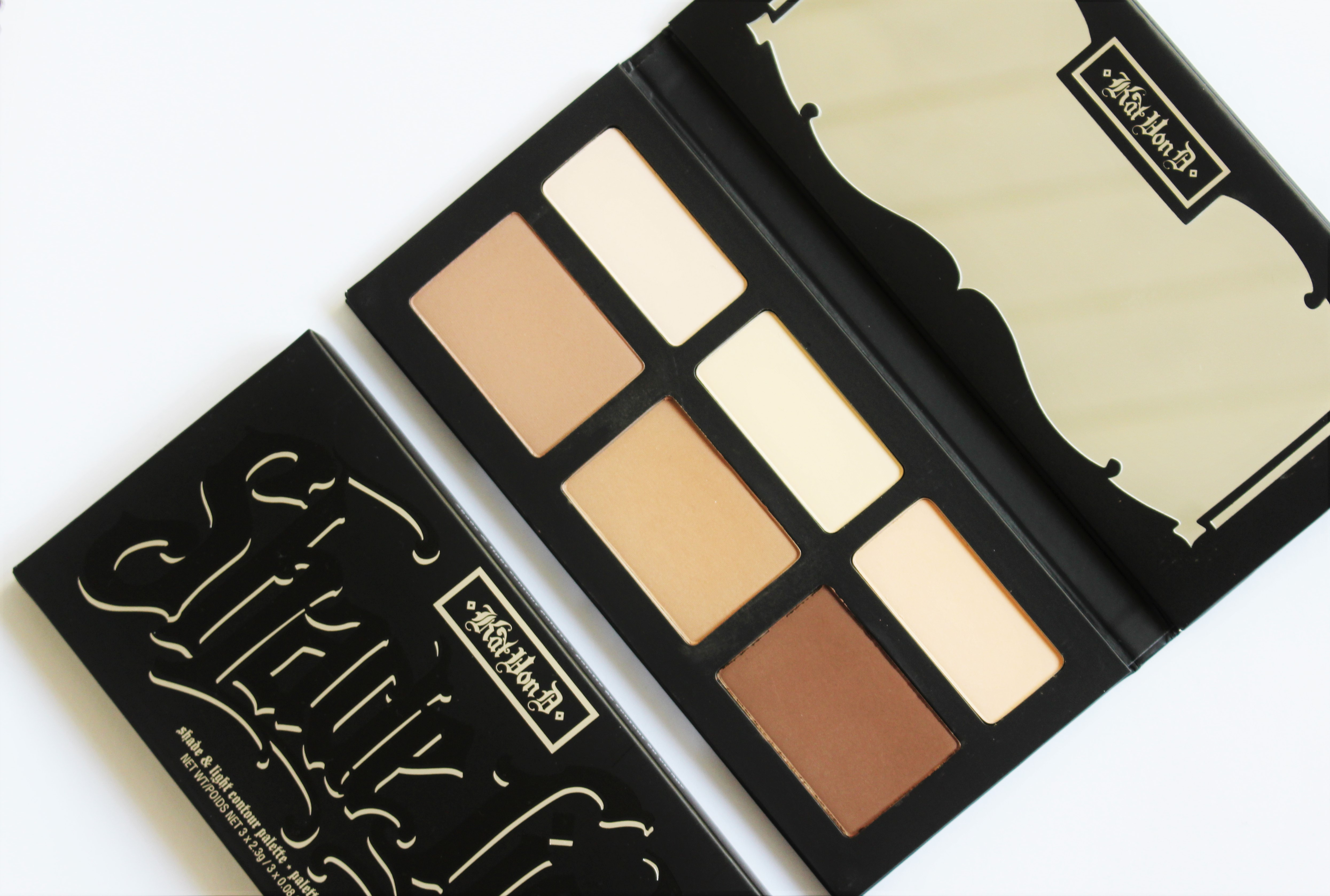Kat von D Shade + Light contour palette | review