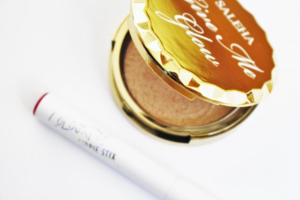 highligher op lipstick review