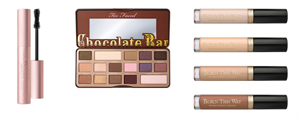 Too Faced holy grails