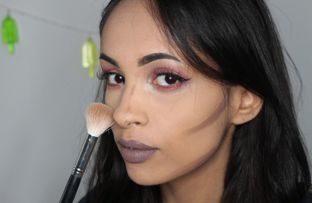 cream vs powder contour