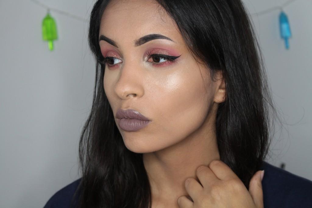 cream contour review tutorial