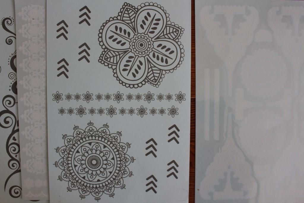 witte henna tattoo hoe moet het