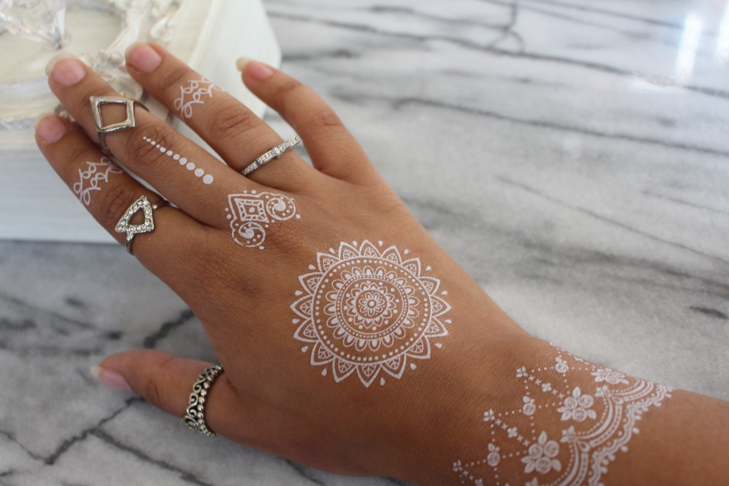 witte henna plak tattoo review