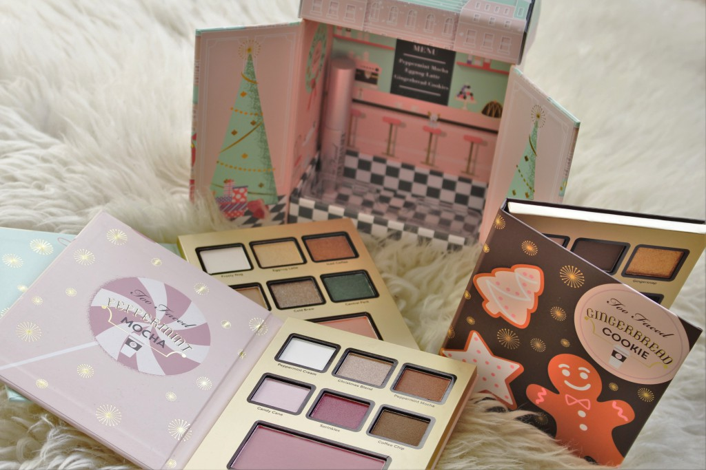 Too Faced Grand Hotel Café review make-up